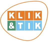 logo klik en tik in plectrum